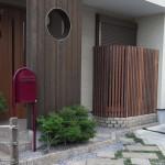 フェンス002|湘南のウッドデッキ|ランドマーク株式会社